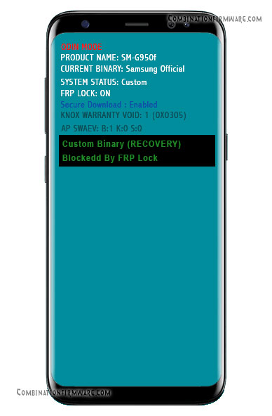 Custom Binary Blocked by FRP Lock [Solved!]
