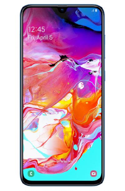 Samsung Galaxy A70 (A705F) Combination File