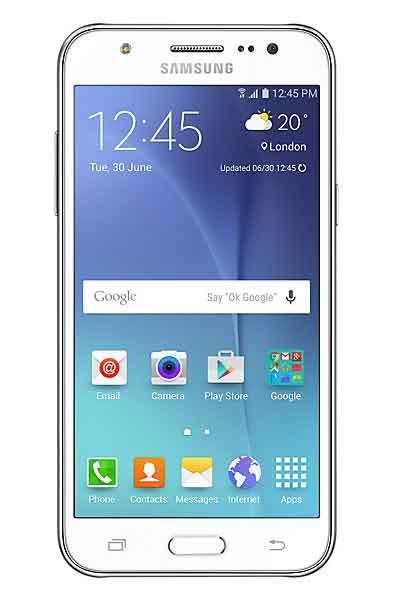 Samsung J5 (J500FN J500G J500H) Combination File