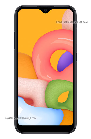 Samsung M01 M015G Combination File
