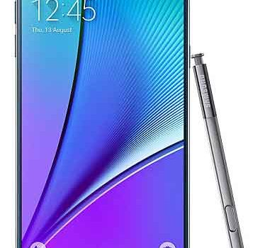Combination Samsung Galaxy Note 5